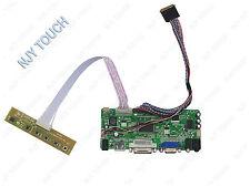 HDMI DVI VGA Audio LCD Controller Board LVDS For AUO B173HW02 V1 1920x1080 40Pin