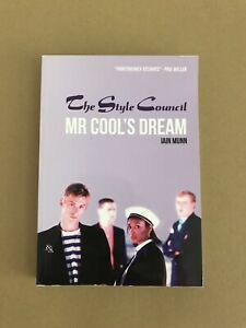 The Style Council - Mr Cool's Dream Paperback Book