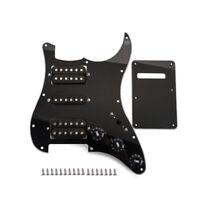 Prewired HSH Guitar Pickguard Humbucker Alnico V Pickup for ST Strat Guitar Part