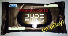 DUDE WIPES 48 WIPE PACK! NEW! BIGGER! New Dispensing POPUP🚽ebuy-shop-2012🚨