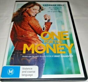 One For The Money DVD