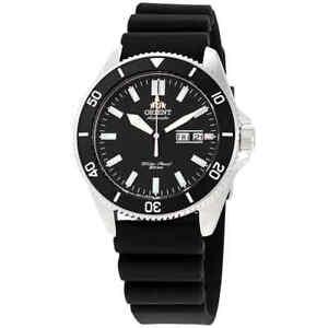Orient Kanno Automatic Black Dial Men's Watch RA-AA0010B19B