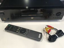 SONY DVP-NS900V SACD/DVD PLAYER Tested 5.1 Audio Out with Remote