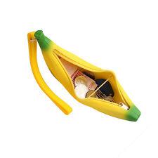 Pencil Coin Banana Pouch