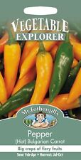 Mr Fothergills - Vegetable - Hot Pepper Bulgarian Carrot - 15 Seeds
