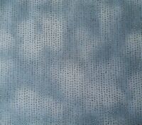 Rainbow Dreams BTY Gorjuss Santoro Quilting Treasures Dots Tonal Dusty Blue