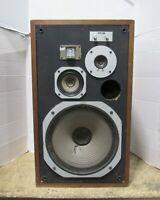 Vintage Pioneer Model HPM-100 One 100 Watt 4-Way Speaker For PARTS/REPAIRS