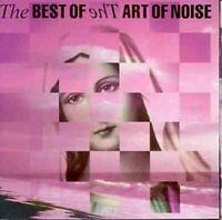 The Art Of Noise Best Of  CD NEW SEALED Kiss/Peter Gunn/Paranoimia/Dragnet '88+