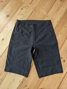 """Rapha Touring Shorts, Black, Size Medium 32"""""""