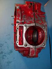 HONDA XL600R LEFT RIGHT ENGINE CASES CRANKCASE BOTTOM END 1986 1987