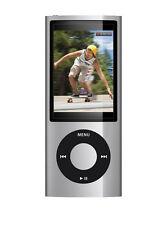 Official Apple iPod Nano 5th Gen Silver *VGWC*+Warranty!!