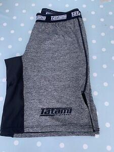 Mens Tatami Fightwear Shorts Size XL