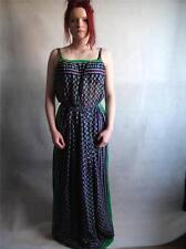 Damenkleider im Boho -/Hippie-Stil mit Trägern aus Baumwollmischung
