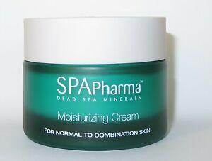 SPApharma 50ml 1.76 Oz Moisturizing Cream Normal & Combo Skin Dead Sea Minerals