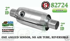 "82724 Eastern Universal Catalytic Converter ECO II Catalyst 2"" Pipe 10"" Body"
