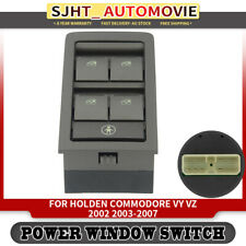 Master Power Window Switch fit Holden Commodore VY VZ Series Grey Color 4 Button