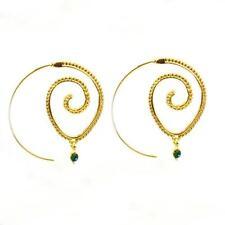Retro Rhinestone Fashion Earrings