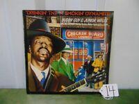 Buddy Guy & Junior Wells Drinkin' TNT 'n' Smokin' Dynamite Vinyl LP