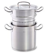 Fissler casseroles Marmite multifonction Multi-star 20 cm 6 L