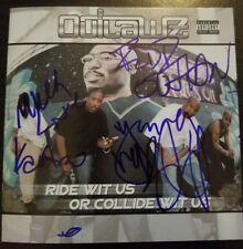 2Pac Tupac's Outlawz Auto Autographed Signed CD Cover
