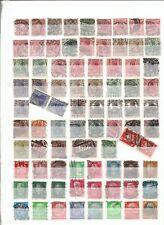 ALEMANIA / GERMANY REICH - BIG LOT OF STAMPS, USED (94% DISCOUNT Cat.)