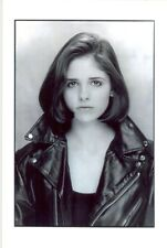 Sarah Michelle Gellar - A Headshot To Try And Get Work In Hollywood !