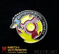 Mechwarrior Tournament Prize > Battle For Ronel - Measho > Mint Condition Pin a