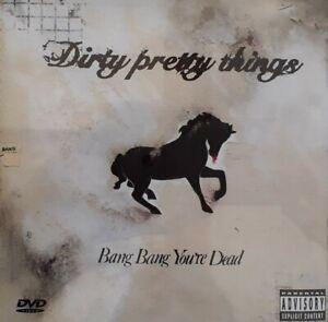 Dirty Pretty Things-Bang Bang You're Dead DVD.2006 Mercury 9854378.Documentary+