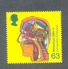 Computers-Science-Technology mnh-Great Britain-single value