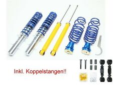 Tuningart Coilover-VW Golf 4 IV 1j incl. aste cinturone