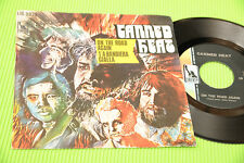 "CANNED HEAT 7"" 45 ON THE ROAD AGAIN 1°ST ORIG ITALY 1968 EX+ DEBUT SINGLE !!!!!!"