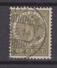 Nederlands Indie Netherlands Indies 53 TOP CANCEL PONTIANAK Wilhelmina 1903