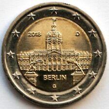 Germany 2 euro 2018 Berlin mint G (#3872)