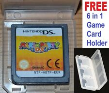 Nintendo Mario Party DS Game Card Working with DS, DS Lite, DSi, 3DS- mp