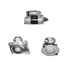 Si adatta FIAT BRAVO 1.2 16 V AC PS Motore di Avviamento 1998-2001 - 10175UK