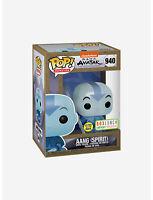 Funko Pop! Animation Avatar: Aang (Spirit) Glow-in-the-Dark Exclusive - Preorder