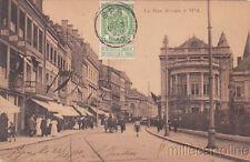 * BELGIUM - Spa - La Rue Royale 1910