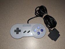 Official OEM Super Nintendo Super NES SNES controller NRMT condition!