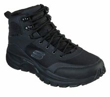 Skechers Scarponcino Escape Plan Woodrock, uomo - Art. 51705/BBK (Black)
