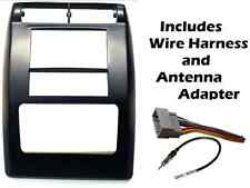 New 2003-2006 Jeep Wrangler TJ Double Din Radio Install Dash Kit Wiring Harness