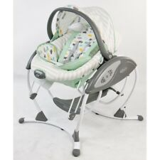 Graco Glider Elite Swing Chair (Clouds) - Calm Music and Vibration     Cost£140