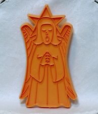 Vintage Stanley Home Products Cookie Cutter - Praying / Caroling Angel Christmas