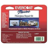 Evercoat Marine Polyester Resin Fiberglass Repair Kit 100637 MD