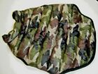 TOP PAW Puppy Jacket Camo Apparel Camouflage Quilted Dog Vest Size M