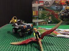 LEGO Pteranodon Chase Jurassic Park Set 75926 126 Pcs