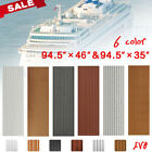 Eva Foam Boat Decking Sheet Mat Faux Teak Deluxe Marine Yacht Flooring