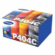 Samsung Rainbow-Kit CLT-P404C Tonerpatrone - Schwarz, Cyan, Magenta, Gelb