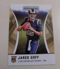 2016 PANINI ROOKIES AND STARS FOOTBALL #167 JARED GOFF ROOKIE CARD - RAMS
