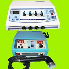 Electrical Stimulator electrotherapy ultrasound therapy Physical therapy 2 N @!!