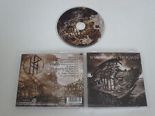 WUTHERING HEIGHTS/SALT(SCARLET SC 187-2) CD ALBUM